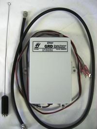 Grd Linear Delta 3 1 Channel Gate Receiver 12v 24v